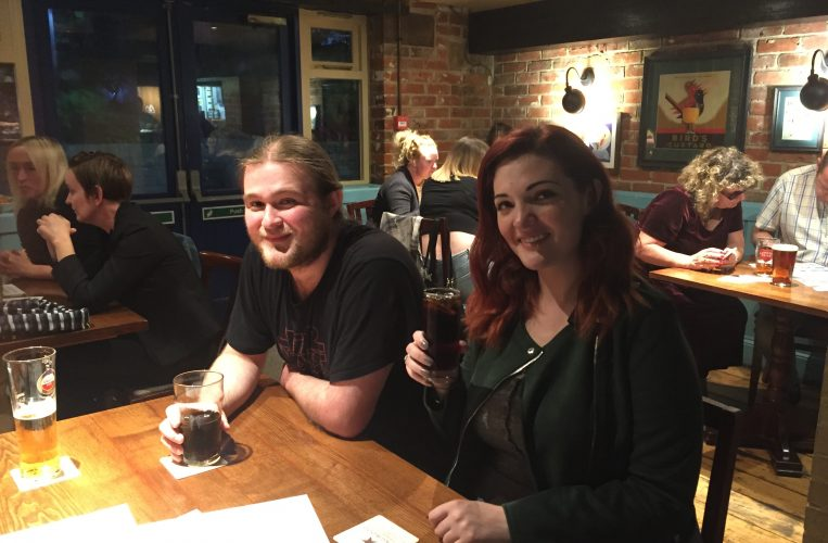 Quiz night at Nelson's Cheese & Ale House
