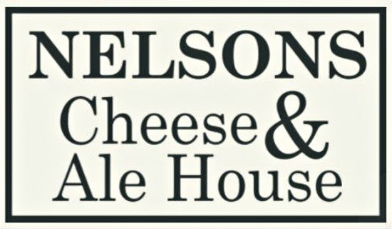 nelsons cheese & ale house logo